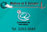 Médicos de El Salvador